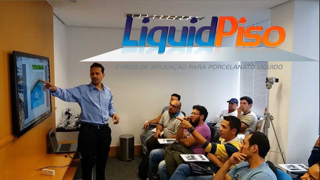LiquidPiso Turma São Paulo