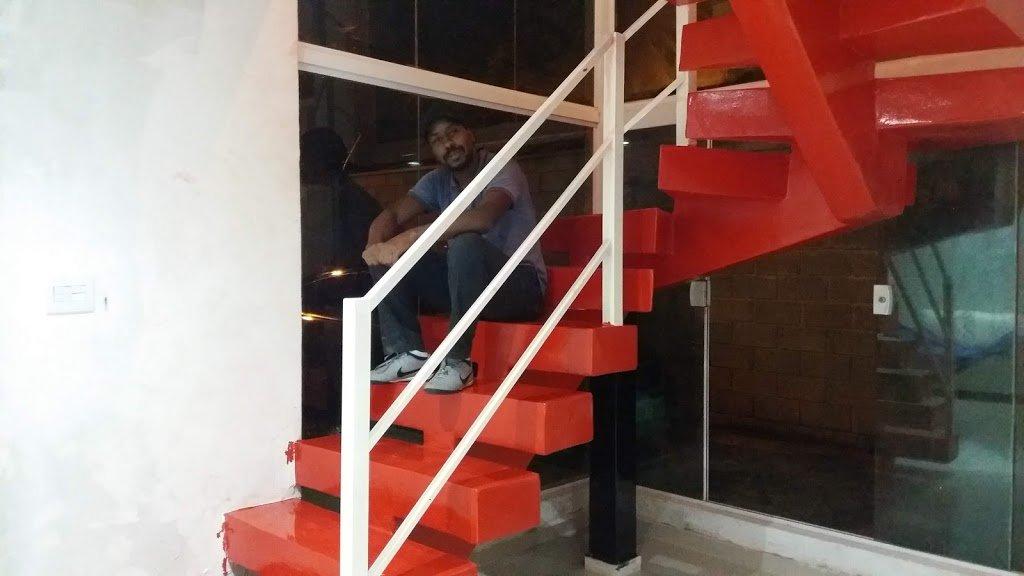 LiquidPiso Escada Itupeva SP